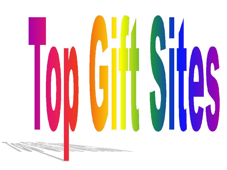 top gift sites